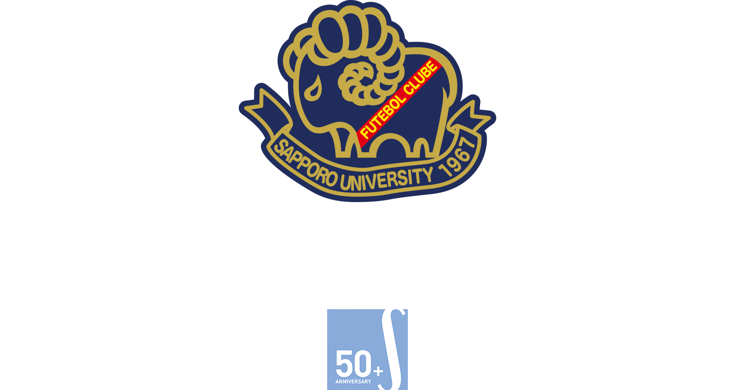 SAPPORO UNIV. FOOTBALL CLUB OFFICIAL WEB SITE